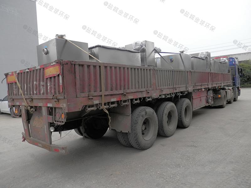 杭州怎样做一体化隔油提升设备在哪个位置现货供应