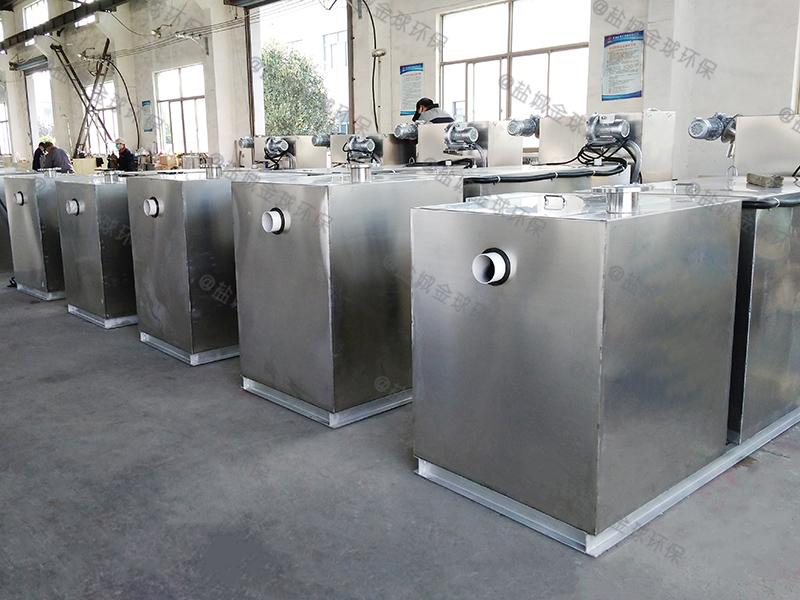 台州多功能隔油器做法与尺寸图大批量现货
