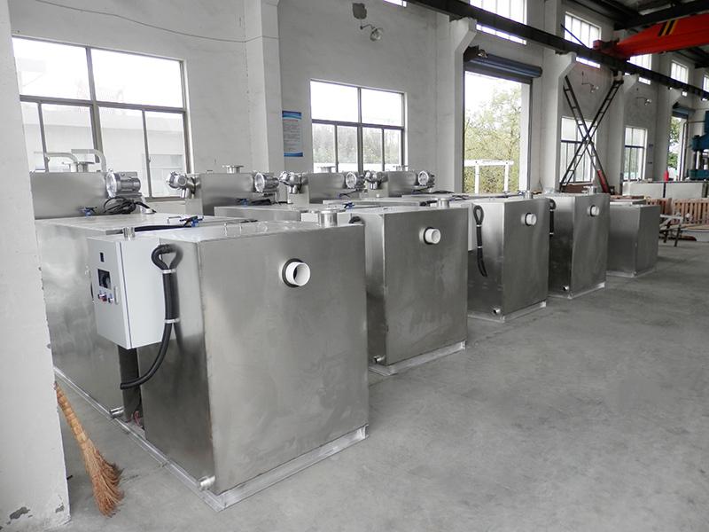 丽水便携式油水分离器除油达标产品展示