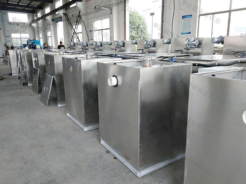 杭州厂家定制隔油设备管理规定技术雄厚