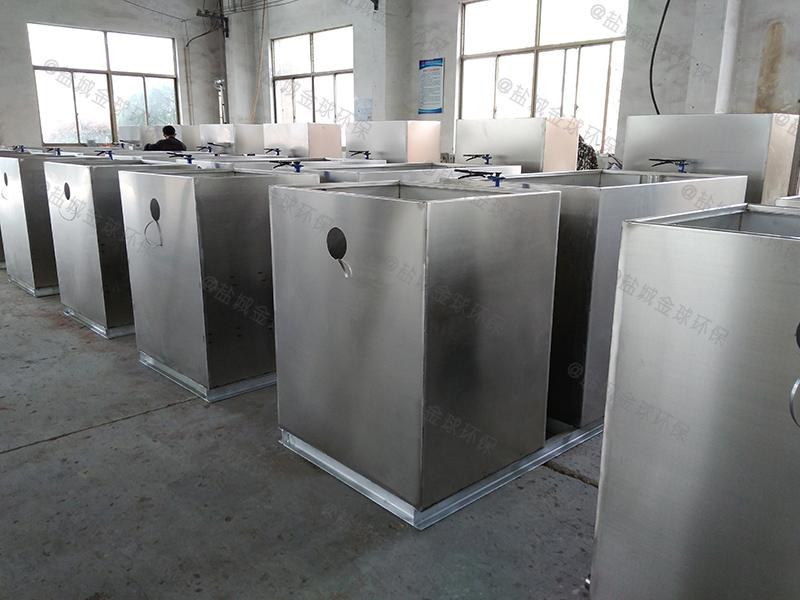 绍兴厂家定制隔油设备怎么安装图薄利多销
