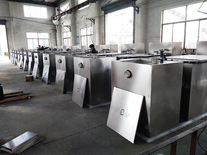 宁波定制隔油提升一体化设备解决方案