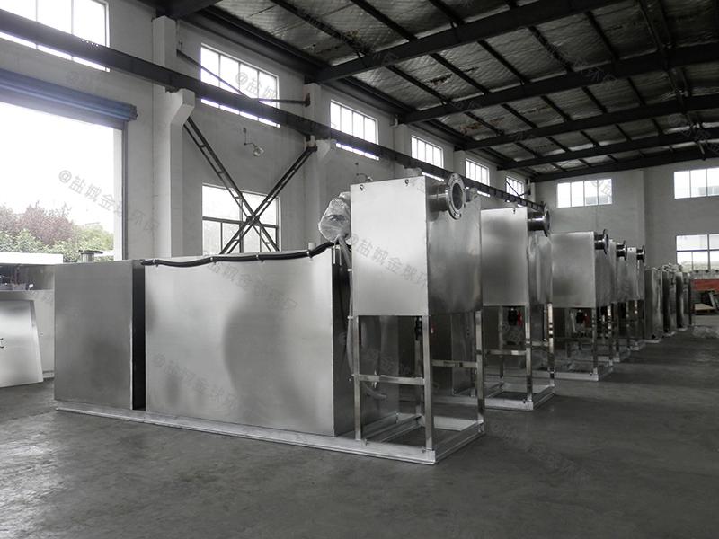 杭州多级过滤隔油设备代理24小时服务