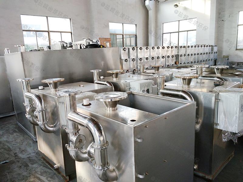嘉兴直埋油水分离器放水教程