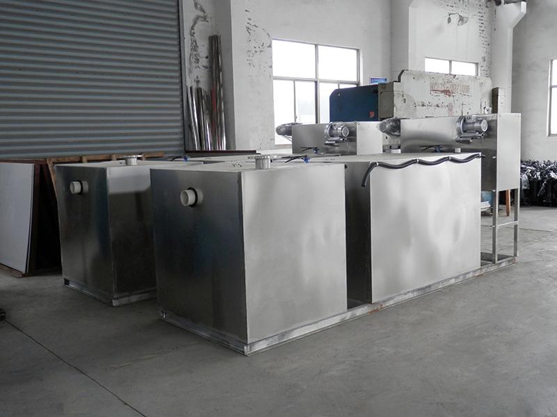 台州成品隔油池做法效果图卓越服务