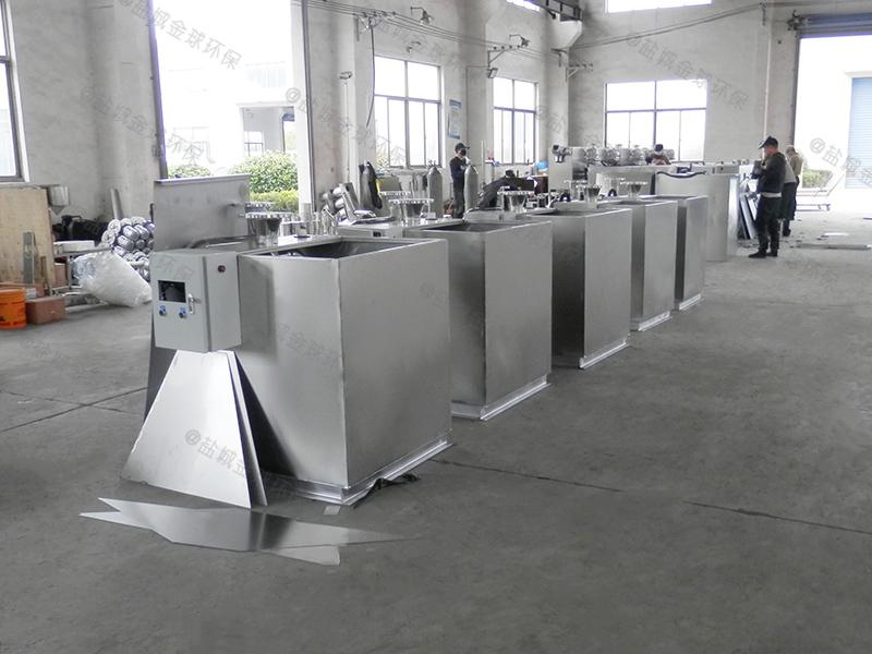 绍兴火锅专用隔油提升一体化设备管理规定欢迎咨询
