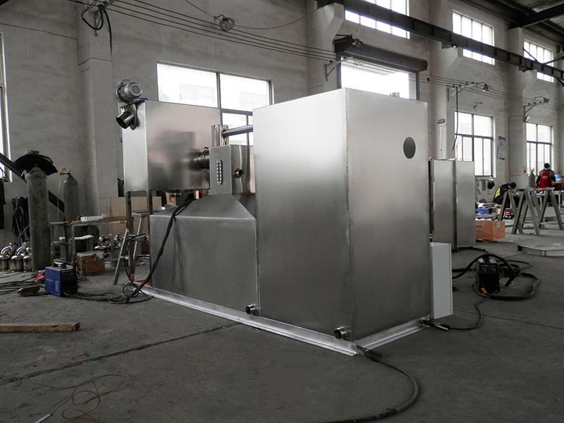 金华无异味隔油提升一体化设备采购质优价廉