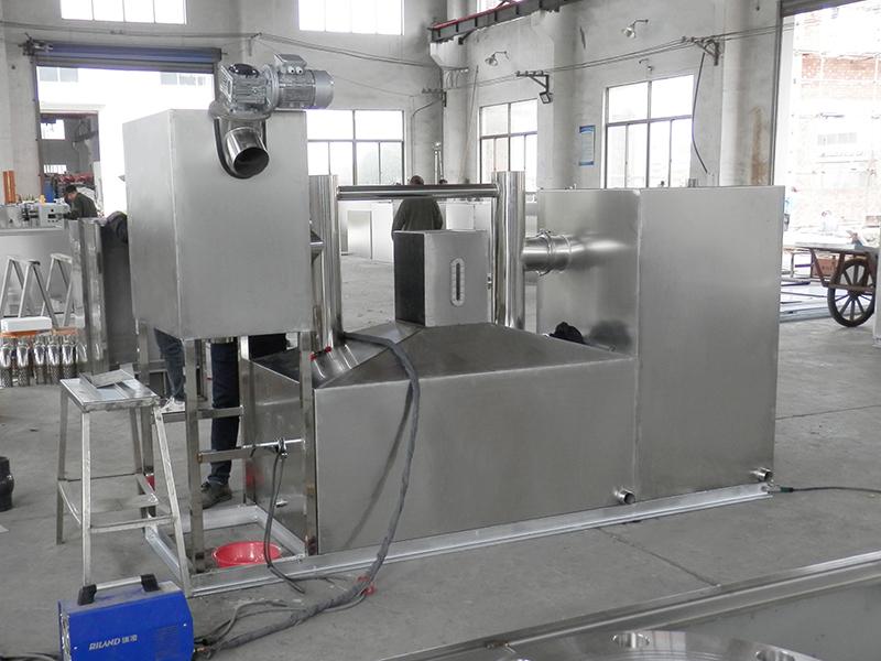 衢州何为隔油提升一体化设备规定型号齐全