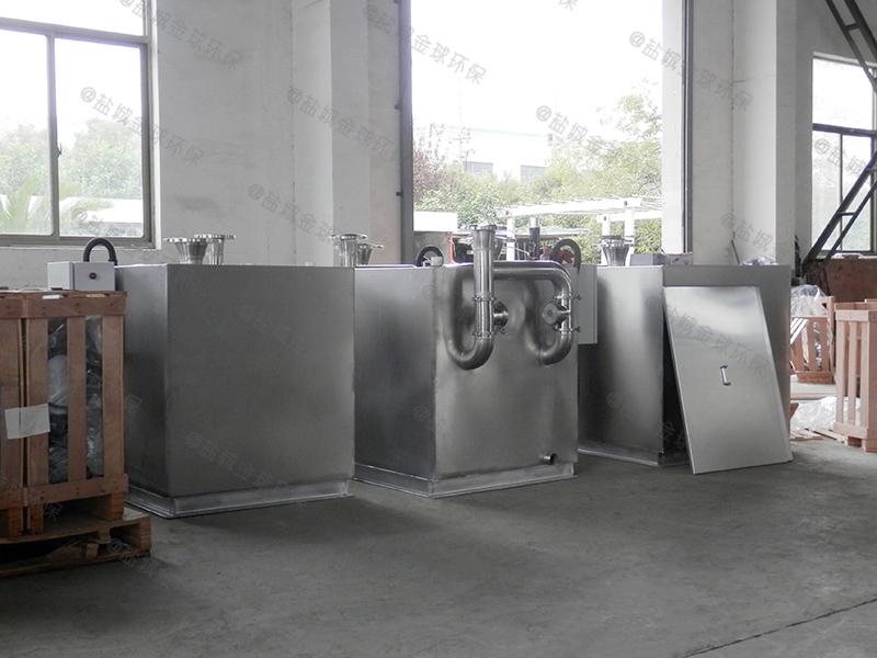舟山加工定制隔油提升一体化设备厂家价格从优24小时服务