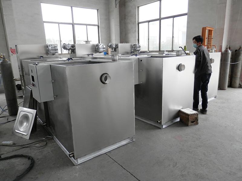 杭州污水提升隔油提升设备环保设备制造厂