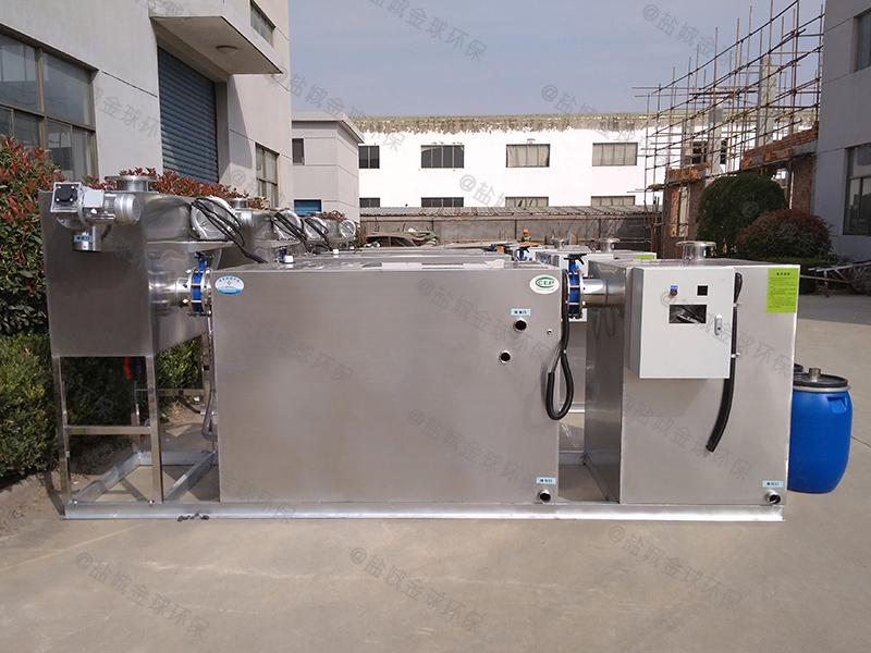 舟山三级处理一体化隔油提升设备销售现货供应