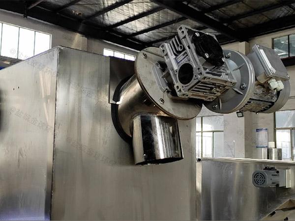 厨房用埋地式全自动智能型污水处理油水分离器供应商