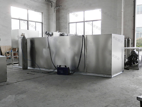 厨用中小型埋地分体式成品隔油池使用寿命