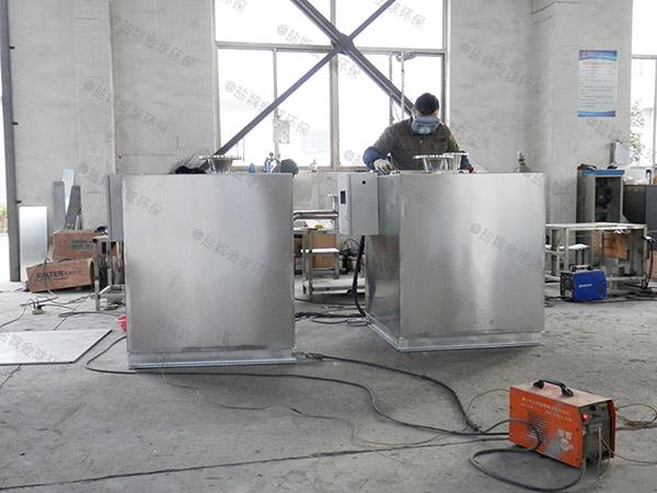 居家用室内自动化隔油一体化装置供应商