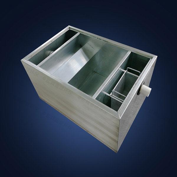 食堂用埋地式大半自动成品不锈钢隔油池技术要求