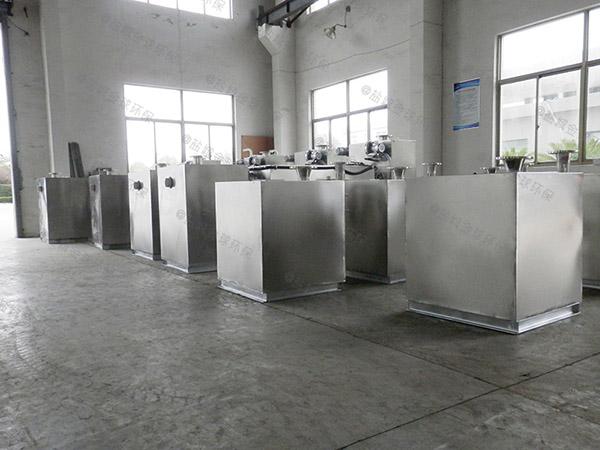 自制家用大型地埋式污水隔油器