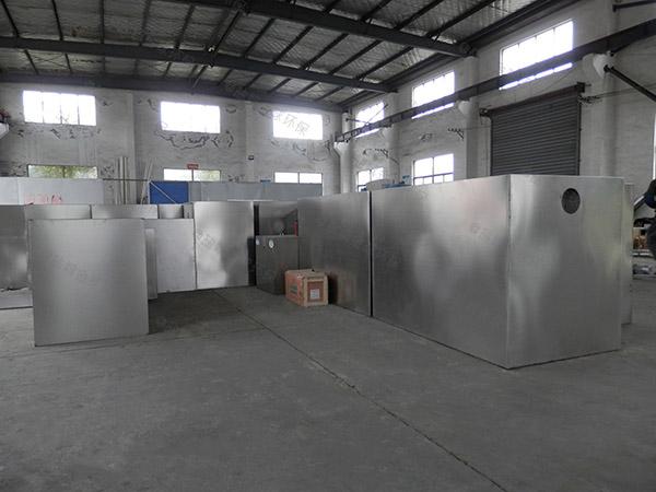 提供居民用环保电加热一体式油水分离器
