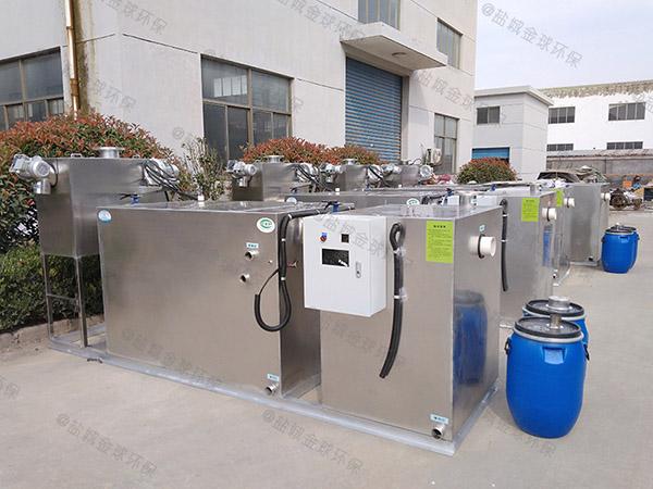 做居民用大型密闭式油水过滤器