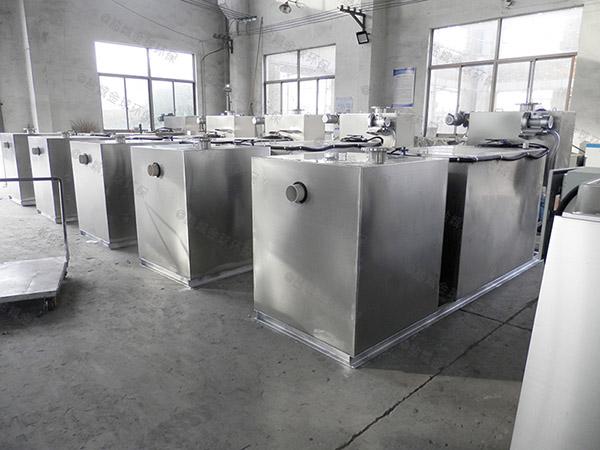 怎么找商场环保分体式三级隔油器