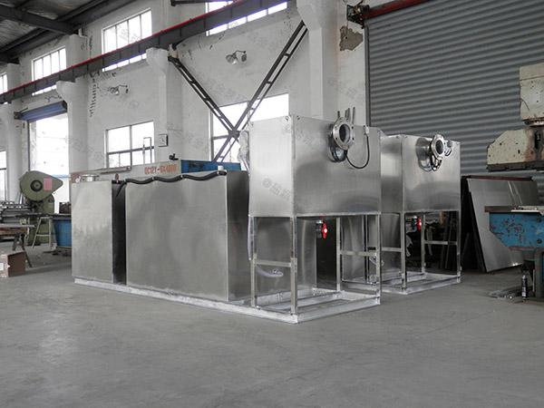 购买商场环保电加热一体式隔油提升设备