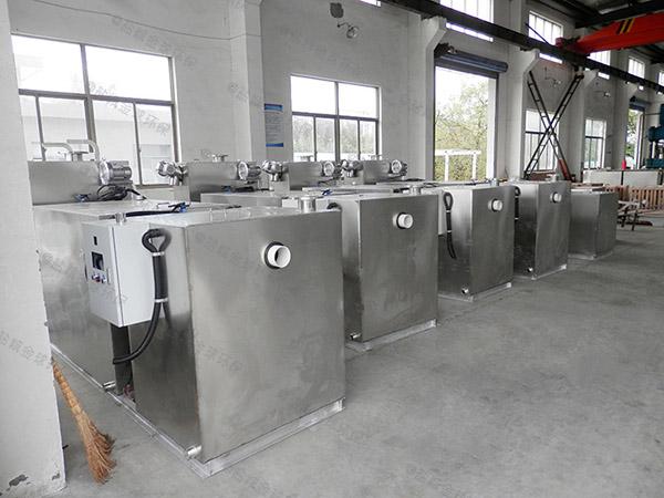 专业做居家用中小型密闭式油水分离机设备