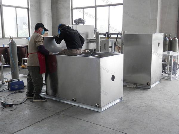 提供居民用小型电加热下水隔油设备