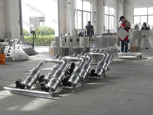 提供火锅专用大型地面下水隔油池