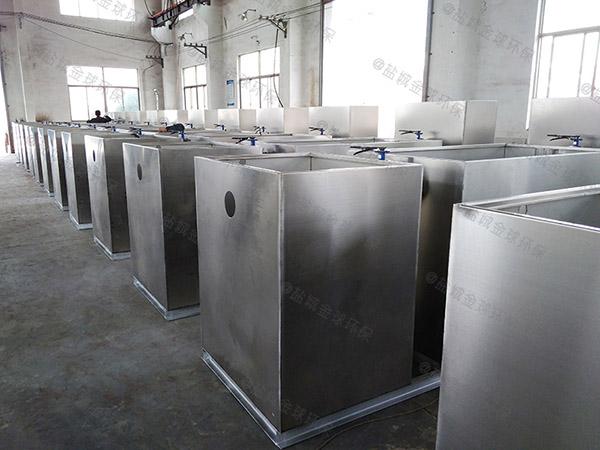 怎么找火锅专用500人电加热一体化隔油器
