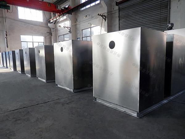 做居民用新压缩空气污水隔油设备