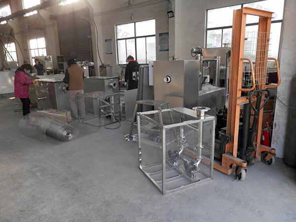 专业火锅专用环保压缩空气油水分离机设备