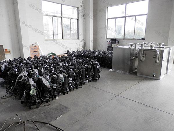 制作火锅店100人压缩空气油水固三相分离装置