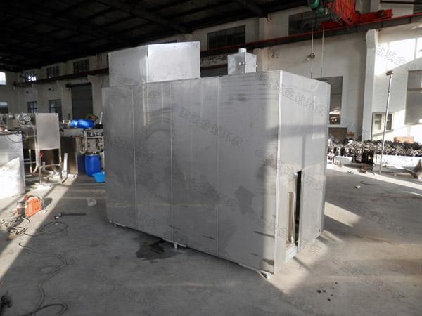 5吨智能餐饮垃圾脱水机处理方式
