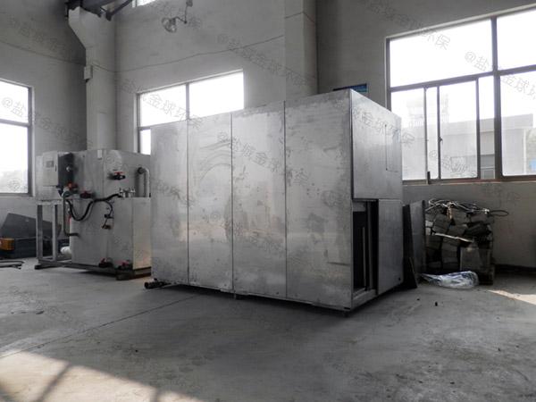10吨智能餐厨垃圾处理设备一体机代理