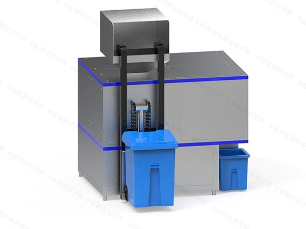 小型自动上料餐饮湿垃圾处理设备生产商