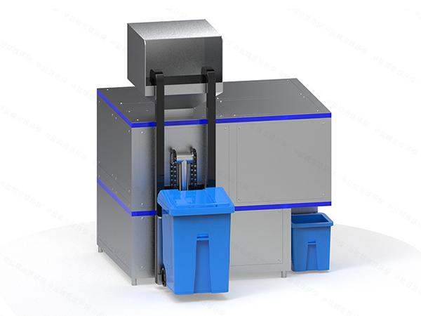 大小型自动化厨余湿垃圾处理器生产商电话