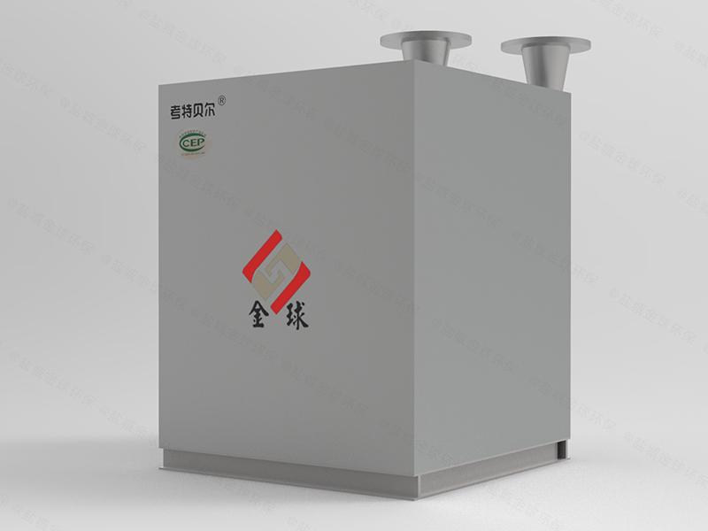 茶水间公用污水提升处理器最初做什么的