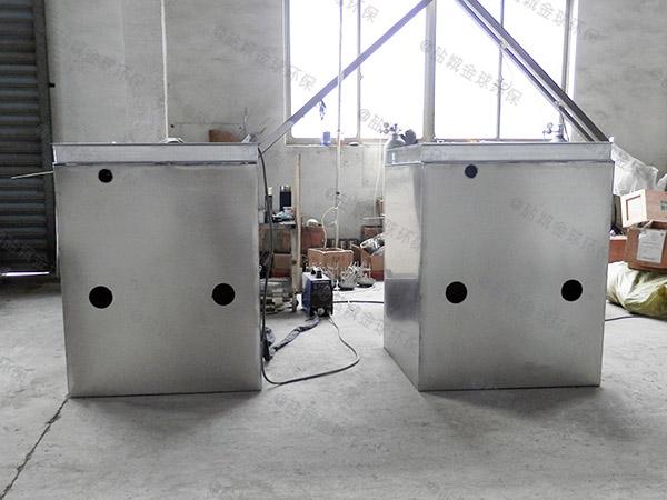 别墅地下室单泵污水提升器安装施工