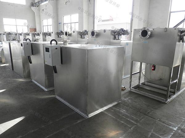 侧排式马桶内置污水提升器设备可以用来抽水吗