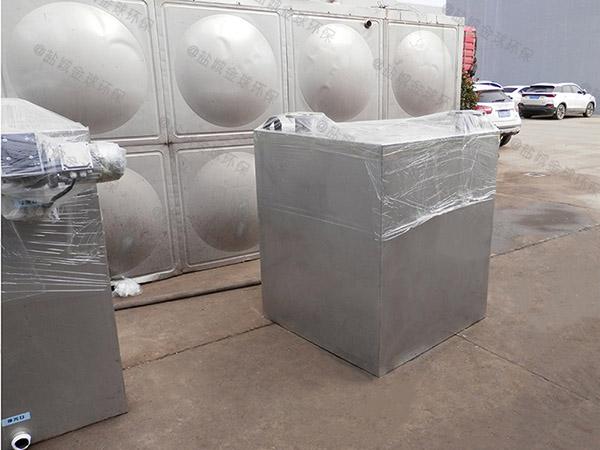 别墅用单泵污水提升处理器哪家专业