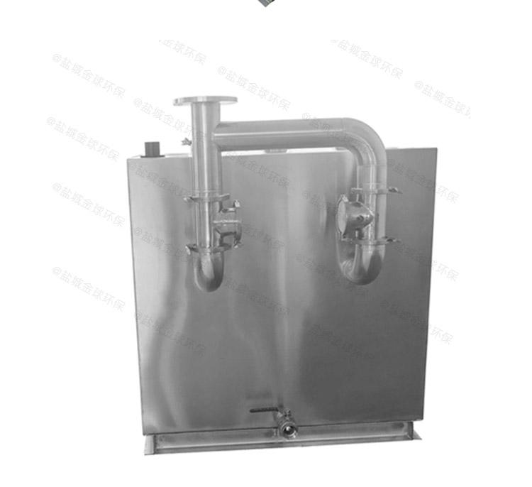 餐厨排水污水提升机安装全过程