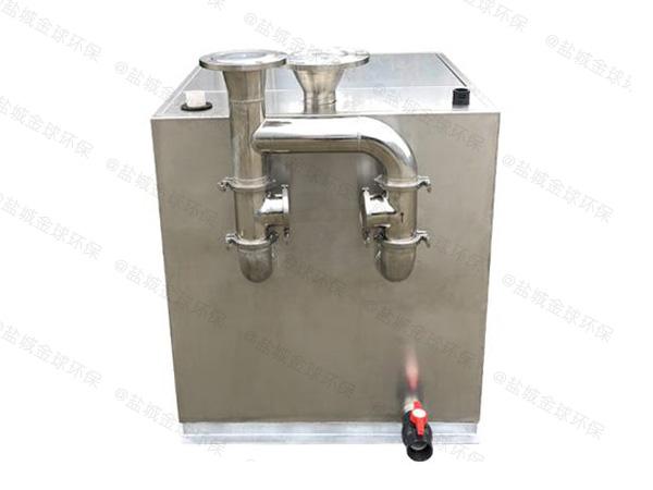 厨房外置污水提升器最初做什么的