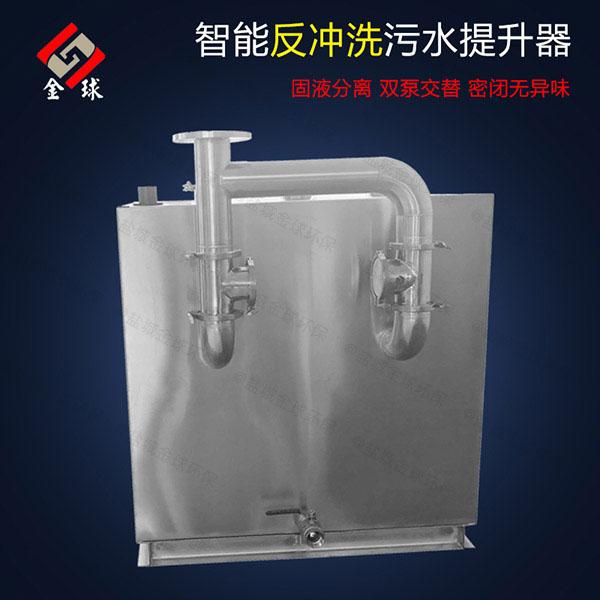 卫浴间高温污水提升器装置能用吗