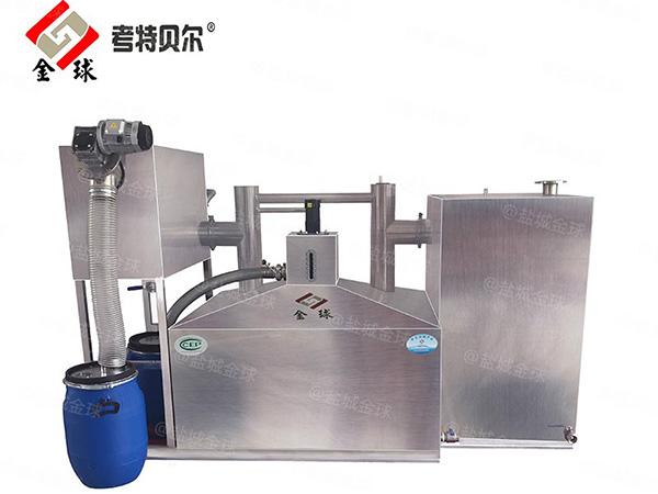 专业做户外环保密闭式污水隔油器