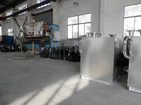 室内多用途污水处理提升器控制箱电路图